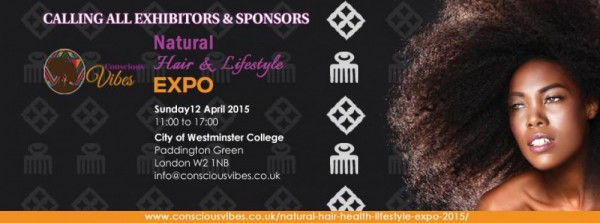 Natural Hair & Lifestyle Expo 2015 - 12.04.15