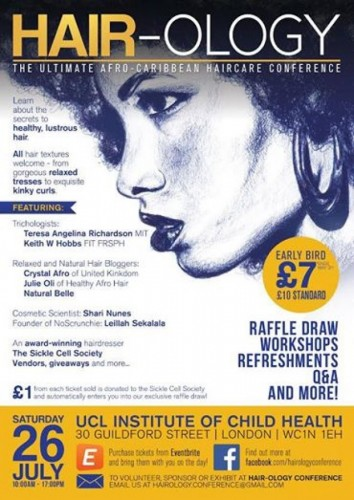 Hair-ology Conference - 26.07.14