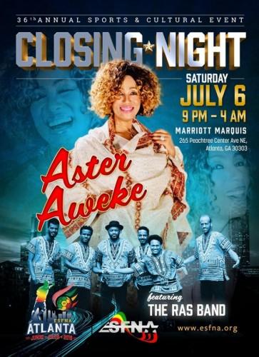 Aster Awake Live At ESFNA 2019