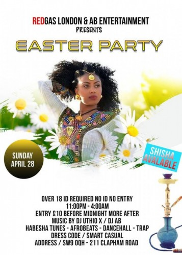 Habesha Easter Party 2019