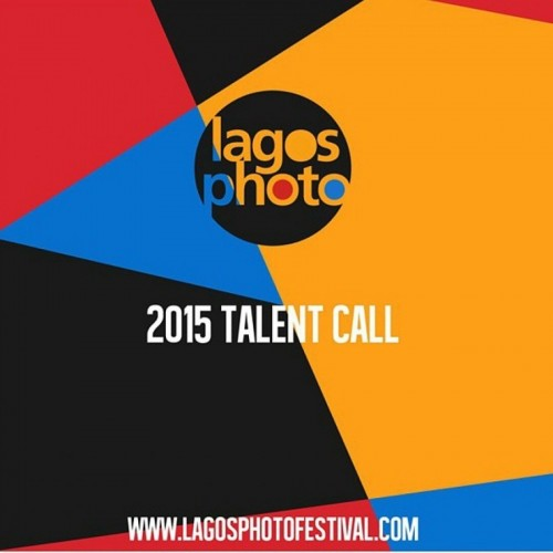 Lagos Photo Festival Talent Call 2015