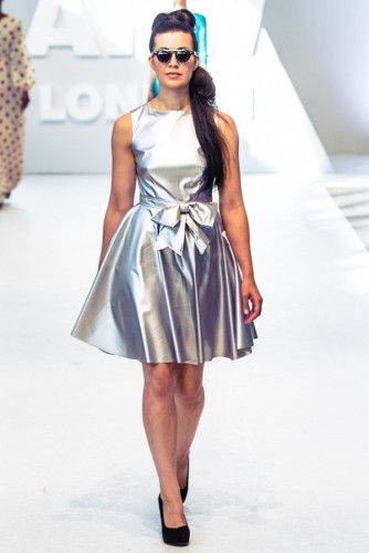 RAAAH Rules the Runway at Africa Fashion Week London 2014 with Debut Collection - 'Fly Fly High
