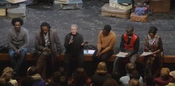 Refugee Boy Cast Live Talk