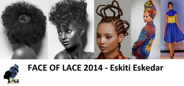 Face Of Lace Competition 2015