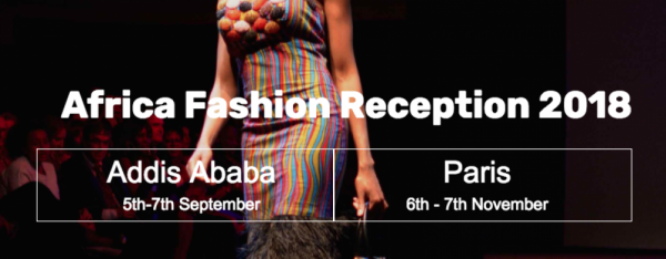 Africa Fashion Reception 2018