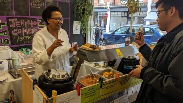 Friday Ethiopian & Eritrean Food Pop-up