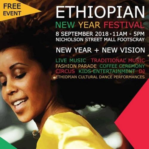 The Ethiopian New Year Festival Australia
