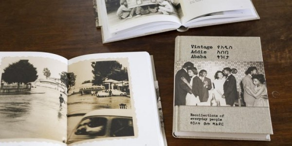 Vintage Addis Ababa London Book Launch & Pop-up Exhibition