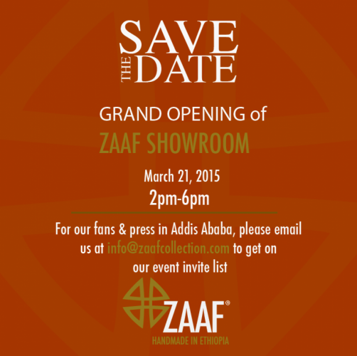 ZAAF OFFICIAL SHOWROOM LAUNCH EVENT - 21.03.15
