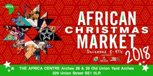 The Africa Centre Christmas Market 2018