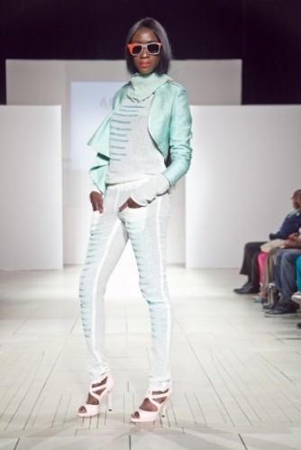 MAFI - Africa Fashion Week, New York 2012