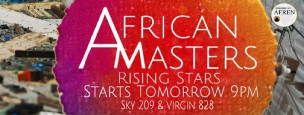 AFRICAN MASTERS  RISING STARS