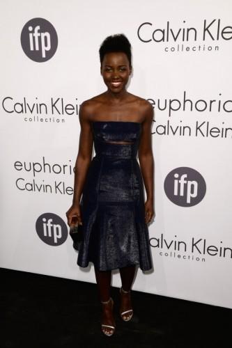 Red Carpet Recap:  Liya Kebede and Lupita Nyong'o at The Cannes Film Festival
