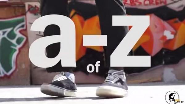 A-Z OF AFRICAN DANCES