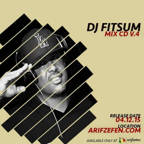 New Release DJ Fitsum MIX CD V.4